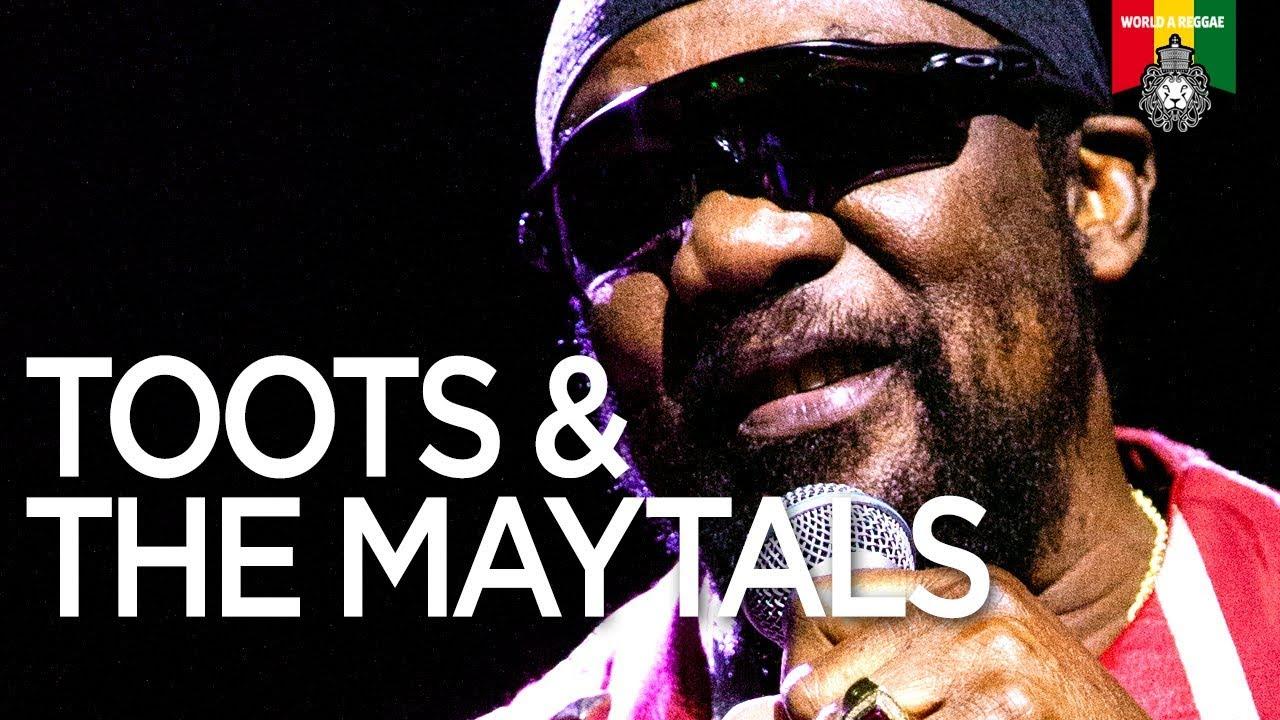 Toots & The Maytals in Amsterdam, Netherlands @ Melkweg [9/11/2018]