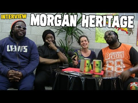 Video Morgan Heritage Interview Summerjam 2016 7 3 2016