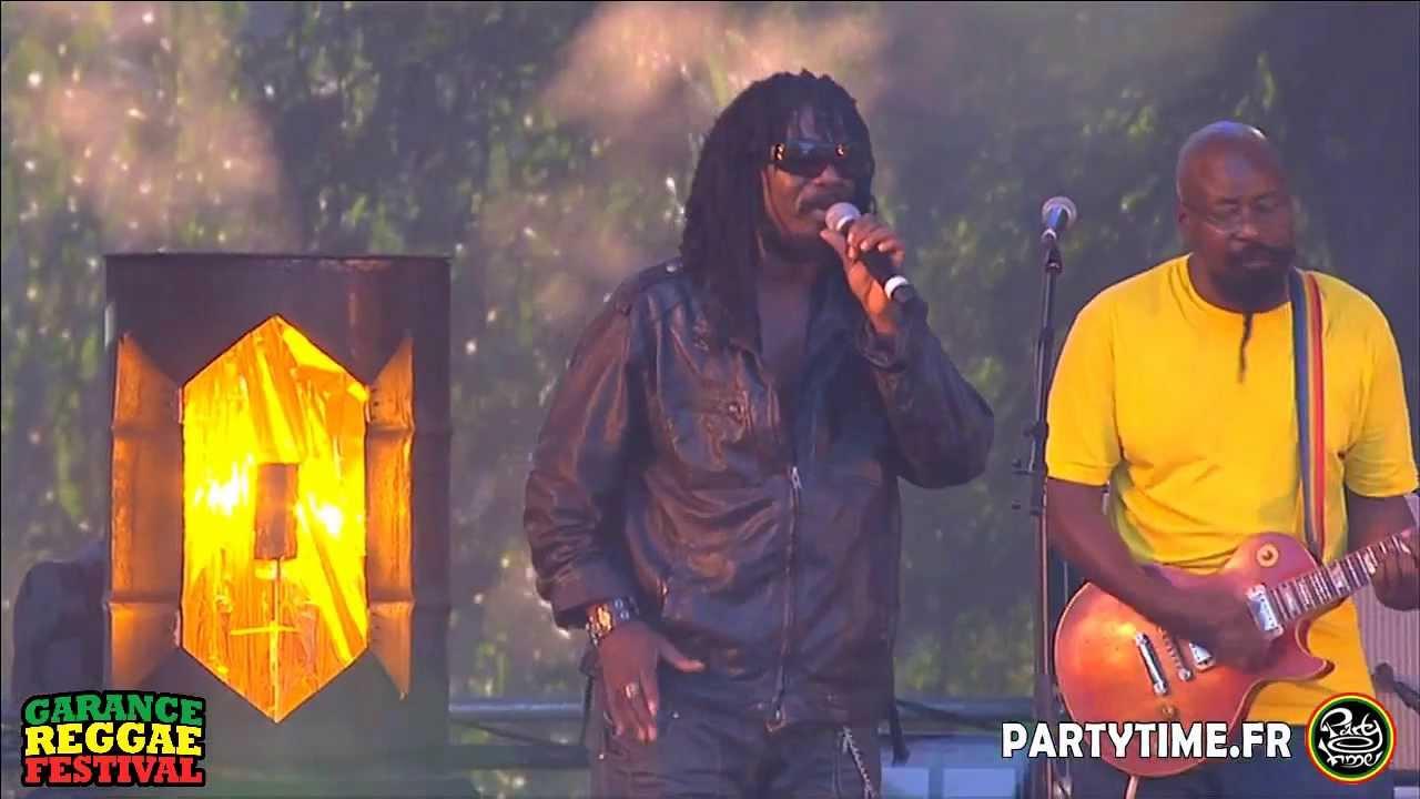 Cornell Campbell @ Garance Reggae Festival [7/25/2013]