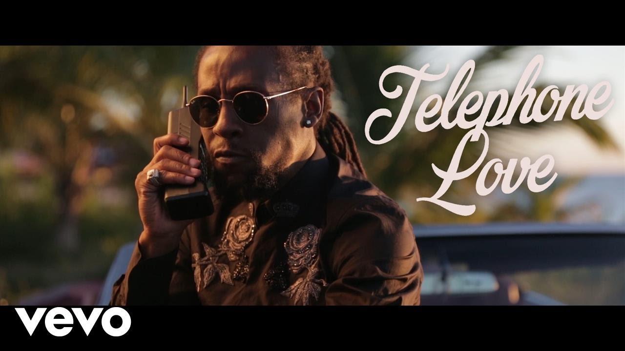 Jah Cure - Telephone Love [5/31/2017]