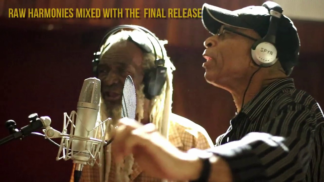 Kingston All Stars feat. Prince Allah - My Vision (Studio Session) [2/26/2019]