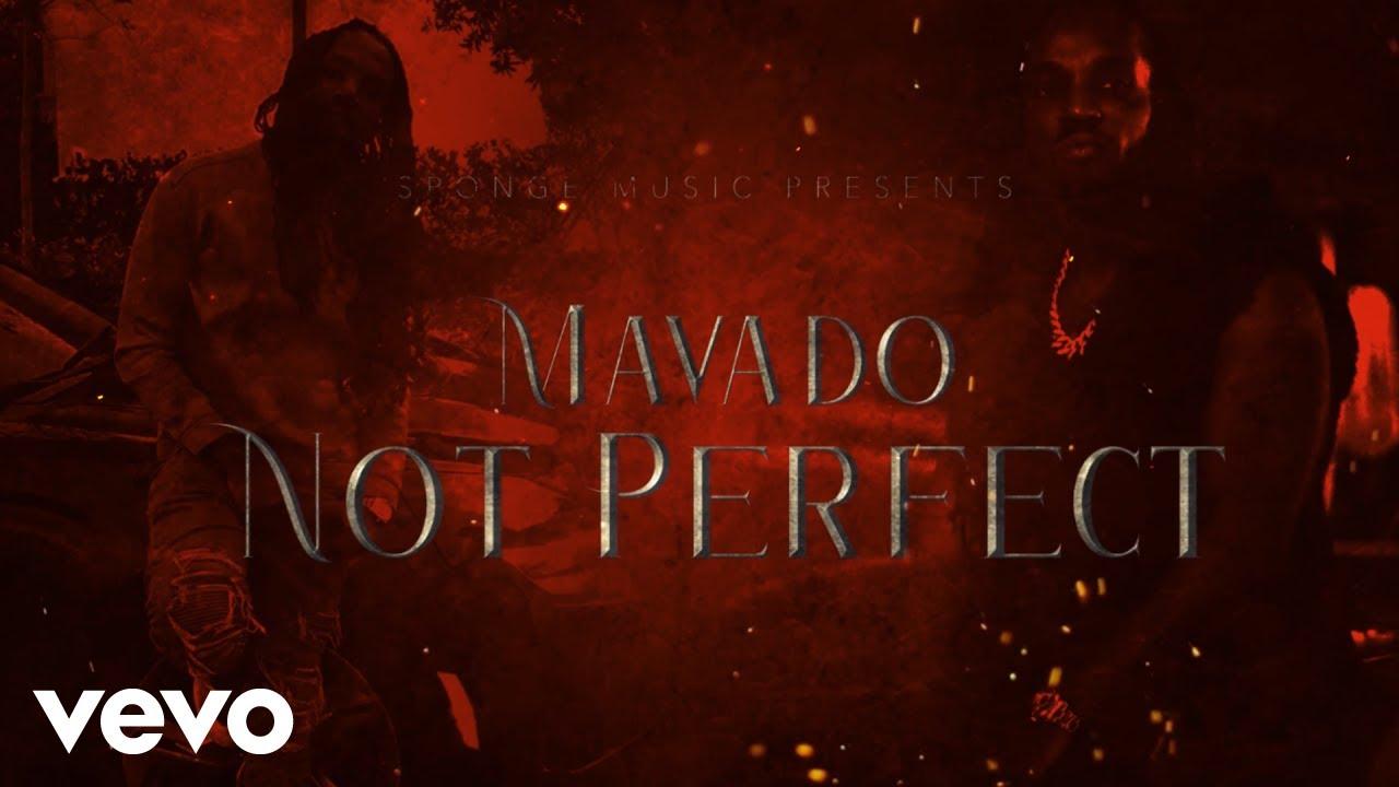 Mavado - Not Perfect (Lyric Video) [1/13/2021]