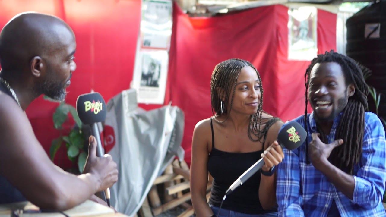Seani B in Jamaica - Alaine & Jesse Royal About Their Early Buju Banton Memories [3/14/2019]