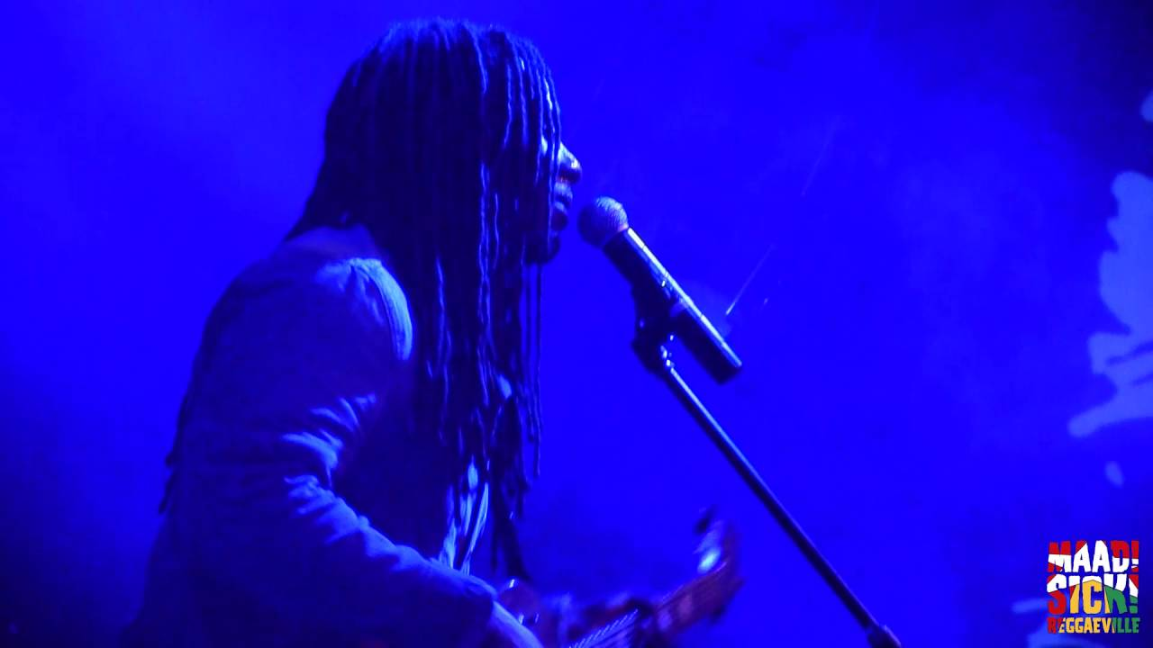 Daniel Bambaata Marley - Deadbeat @ Rototom & Friends - Prague 2016 [4/27/2016]