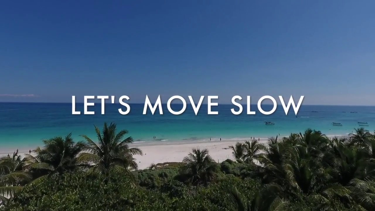 Signal Fire - Let's Move Slow (Lyric Video) [11/28/2017]
