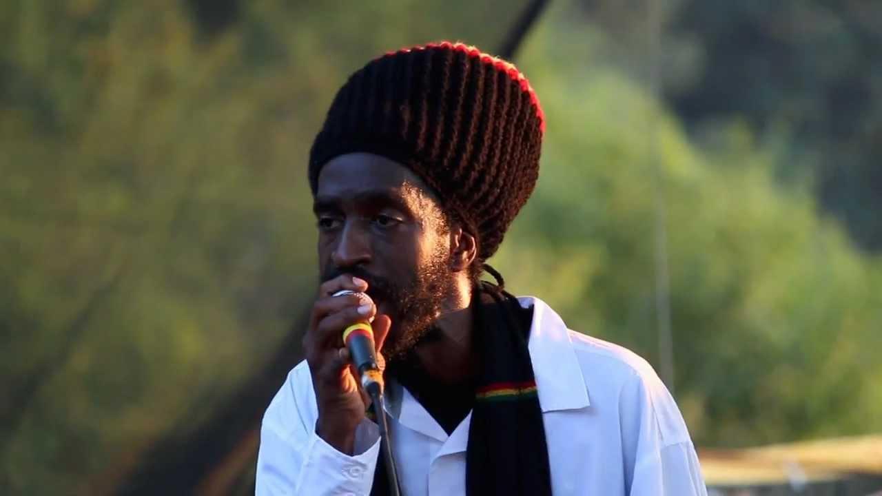 Ras Batch @NW World Reggae Festival [8/11/2012]