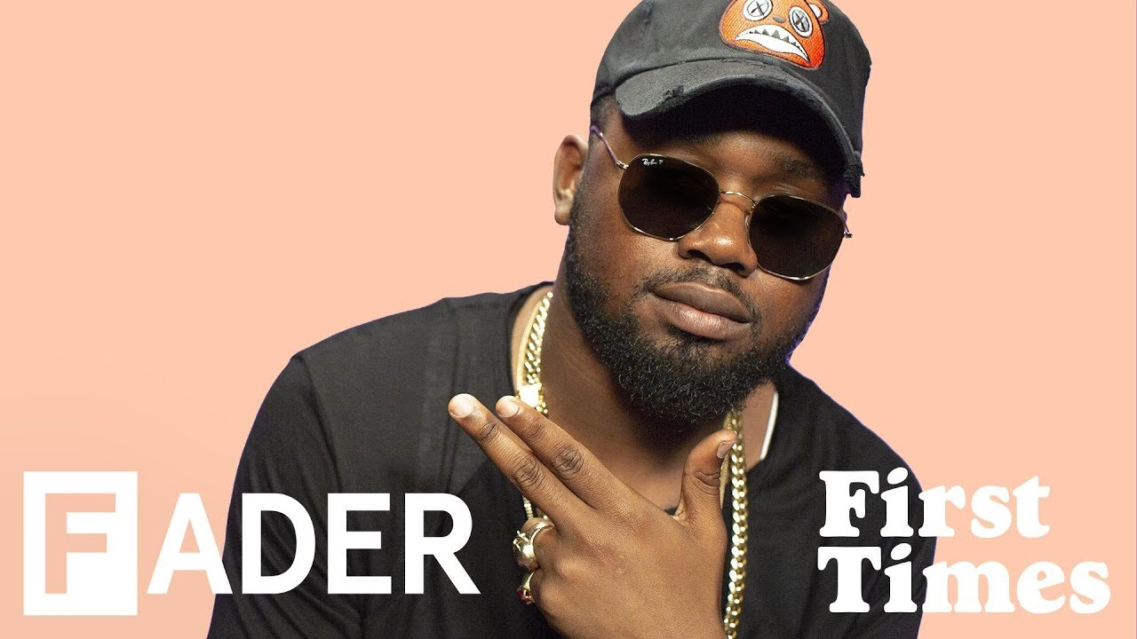 Kranium Interview @ The FADER's First Times [9/21/2018]