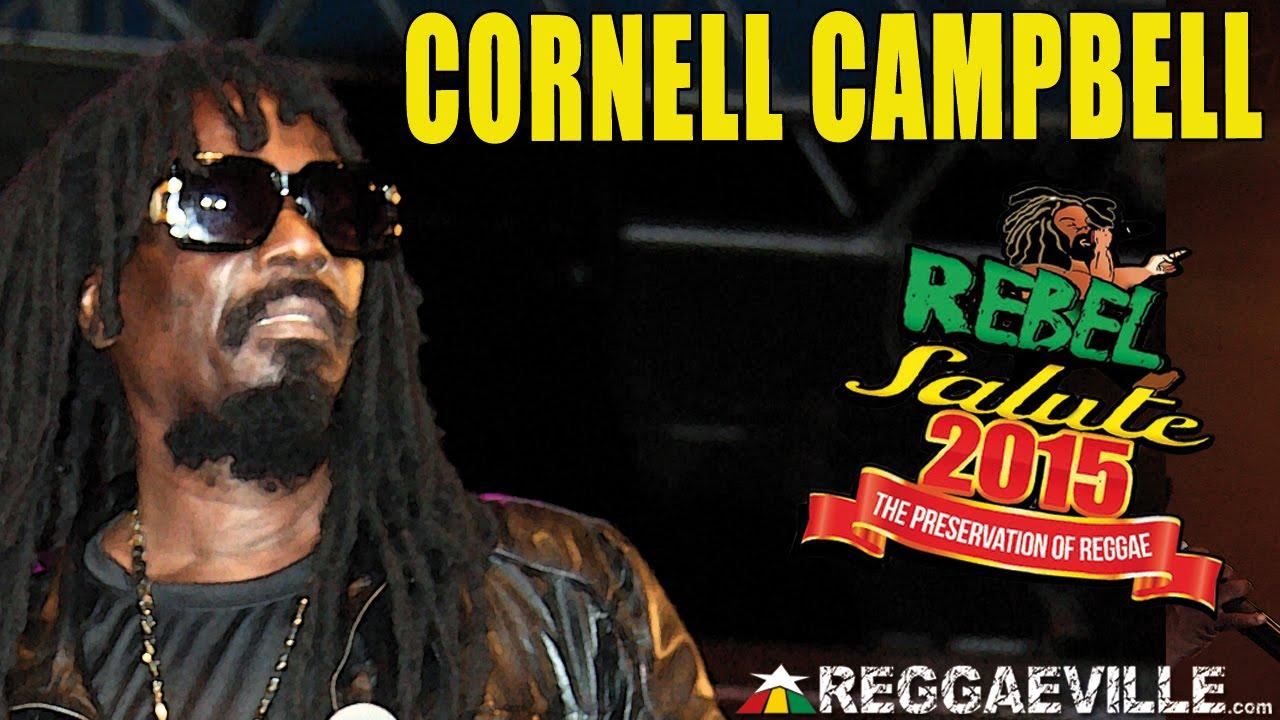 Cornell Campbell @ Rebel Salute 2015 [1/17/2015]