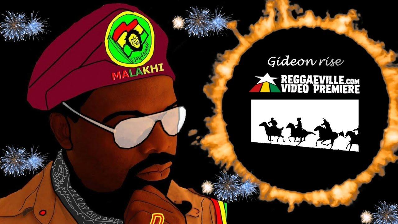 Iam Malakhi - Gideon Rise (Lyric Video) [3/21/2020]