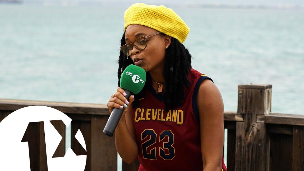 Lila Iké @ BBC 1Xtra in Jamaica [2/21/2019]