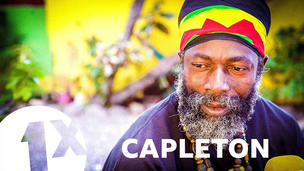 Capleton Interview by Seani B @ BBC 1Xtra in Jamaica [4/11/2019]