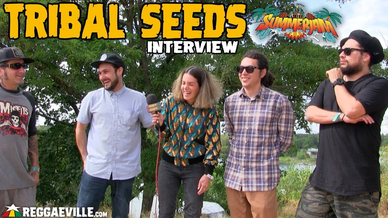 Tribal Seeds - Interview @ SummerJam 2019 [7/7/2019]