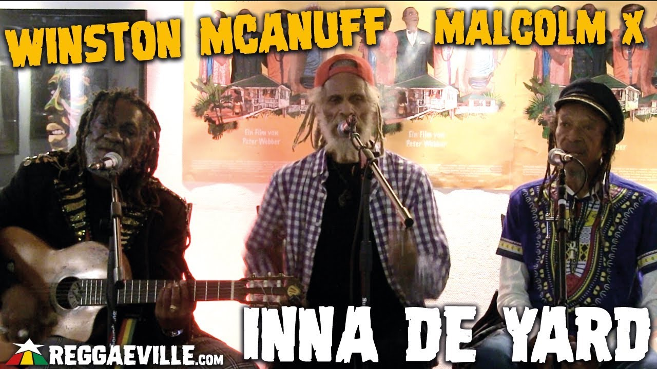 Inna De Yard feat. Winston McAnuff - Malcolm X (Acoustic in Cologne, Germany) [3/12/2019]