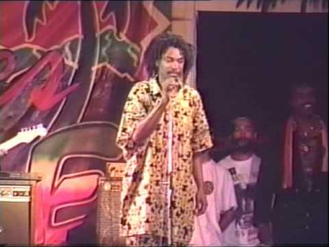 Garnett Silk - Earth Vibes [5/26/1994]