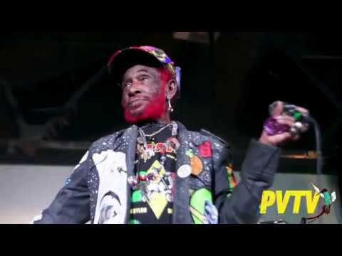 Lee Scratch Perry & Subatomic Sound System @ Positive Vibration 2018 [6/9/2018]