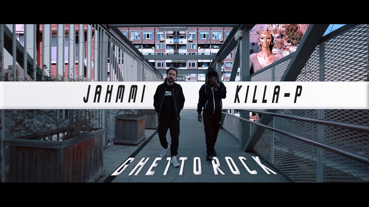 Jahmmi & MrChreesa feat. Killa P - Ghetto Rock [3/29/2020]