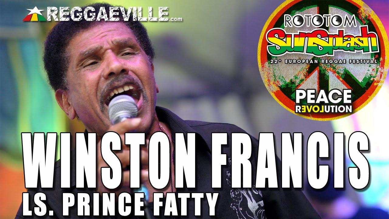 Winston Francis & Prince Fatty @ Rototom Sunsplash 2015 [8/20/2015]