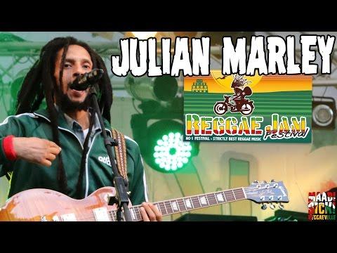 Julian Marley - Sharp As A Razor @ Reggae Jam 2016 [7/31/2016]