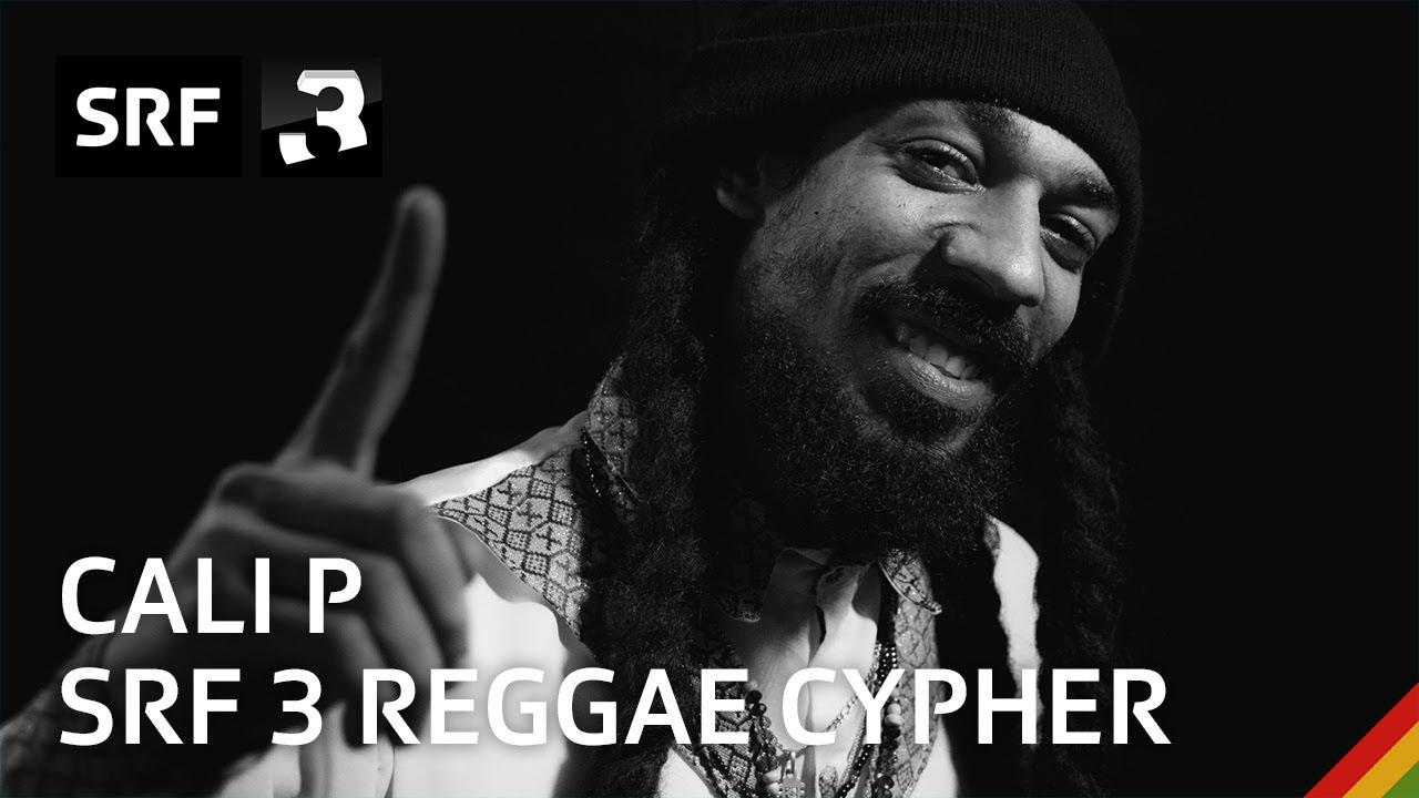 Cali P @ SRF 3 Reggae Cypher [2/27/2019]