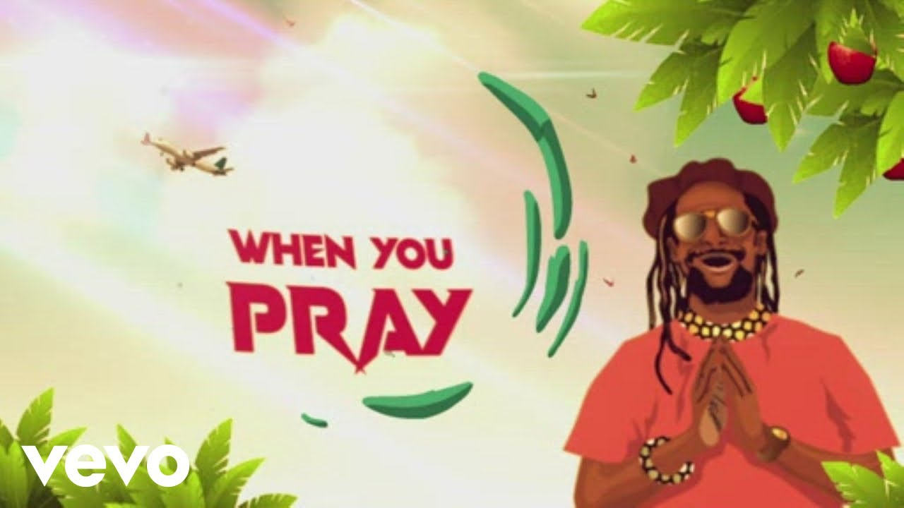 Jah Cure - Pray (Lyric Video) [5/4/2021]