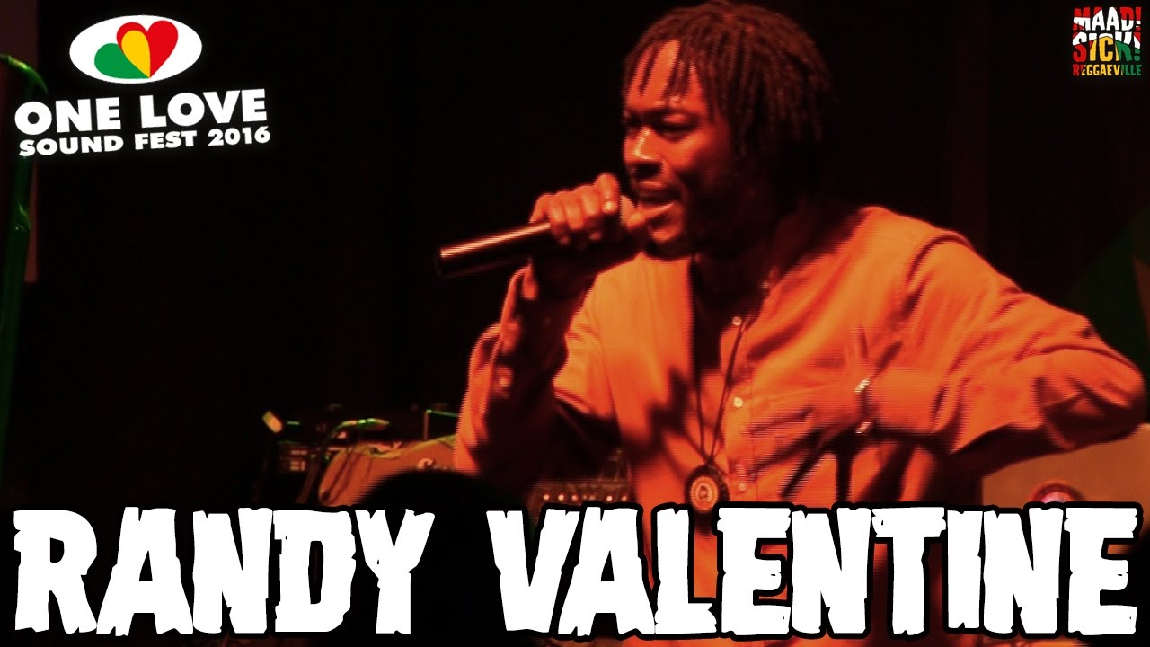 Randy Valentine @ One Love Sound Fest 2016 [11/24/2016]