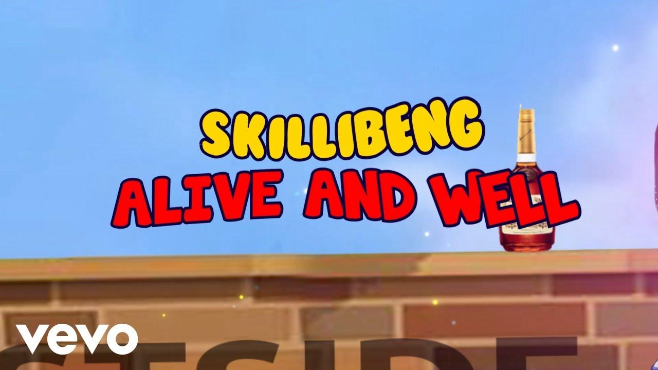 Skillibeng - Alive & Well (Lyric Video) [6/8/2021]