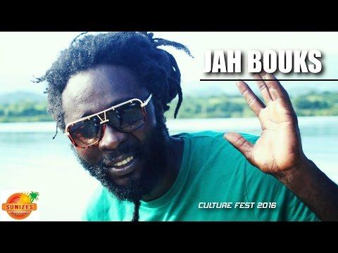 Jah Bouks Talks About Culturefest 2016 [9/29/2016]