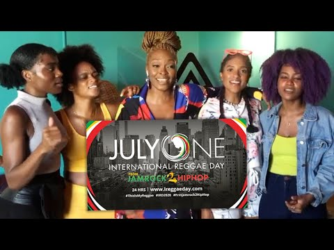 Sevana, Lila Ikè, Shuga, Naomi Cowan, Jaz Elise - International Reggae Day 2020 [6/30/2020]