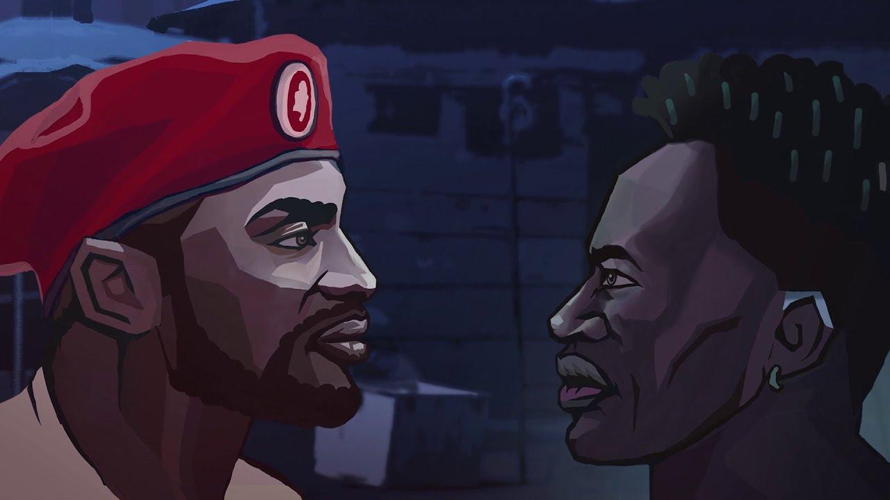 Bobi Wine feat. Nubian Li - Xenophobia [4/30/2021]
