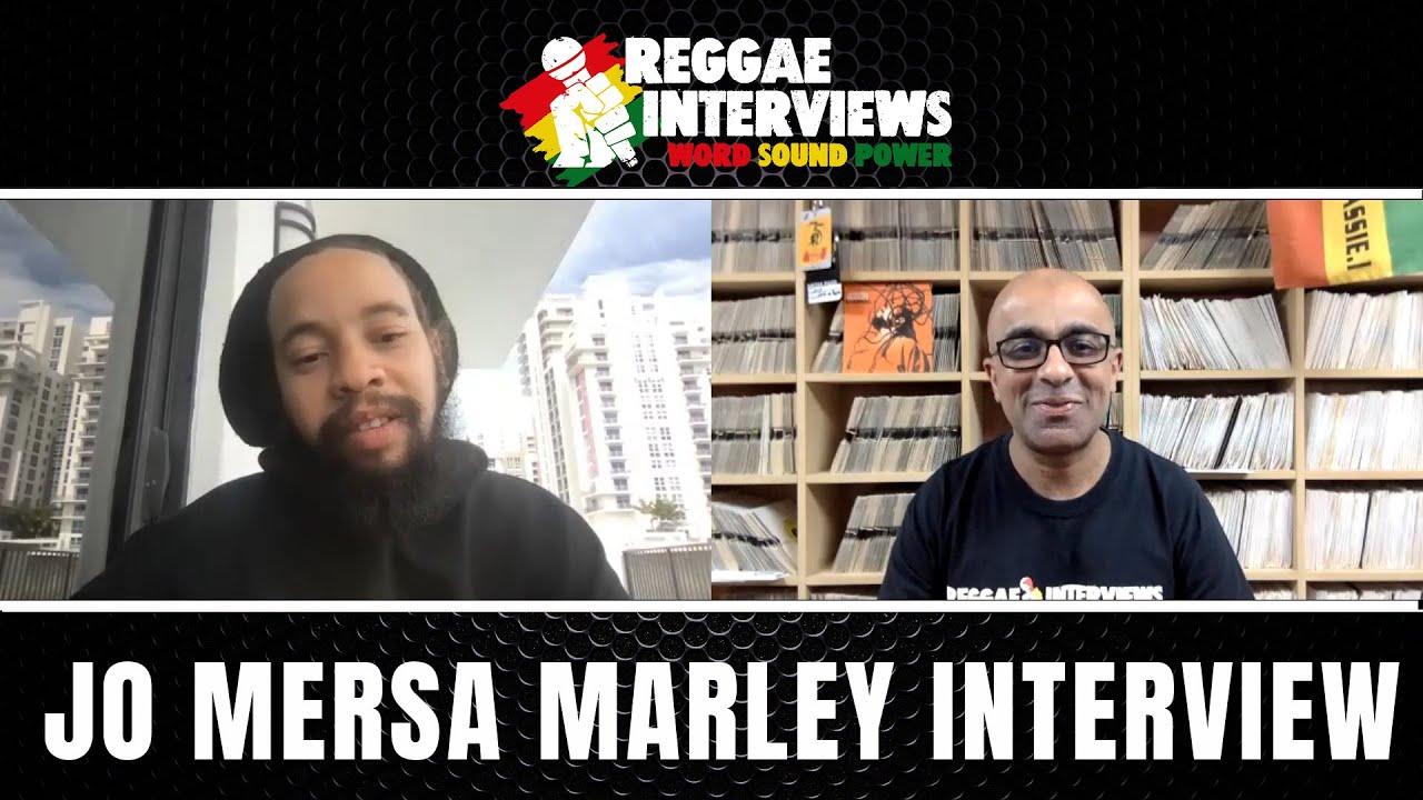 Jo Mersa Marley @ Reggae Interviews [5/24/2021]