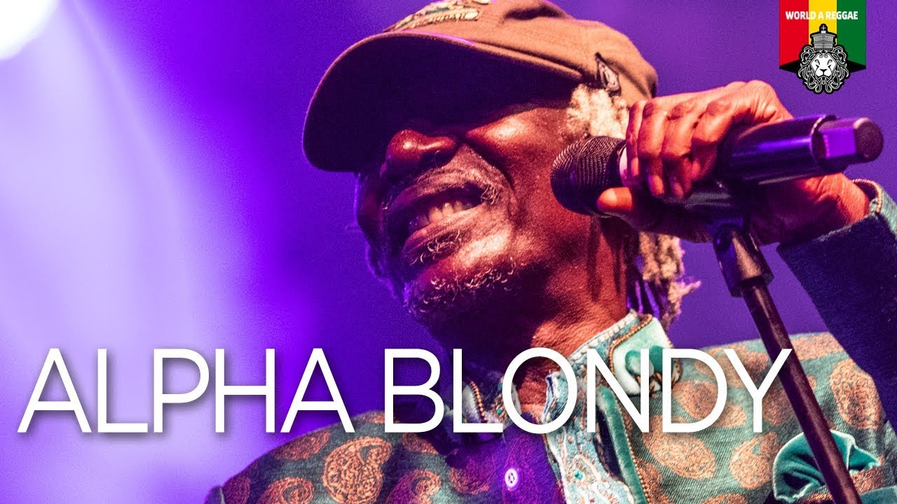 Alpha Blondy in Utrecht, Netherlands @ Tivoli Vredenburg [5/10/2018]