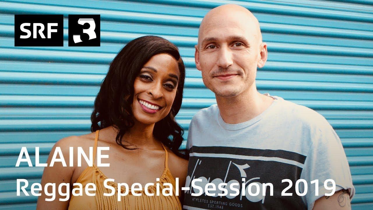 Alaine @ SRF Reggae Special-Session 2019 [6/10/2019]
