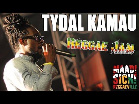 Tydal Kamau - Babylon Can't Get Away @Reggae Jam 2015 [7/25/2015]