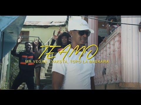 Mr. Vegas feat. Yaksta & Topo La Maskara - Te Amo [7/30/2020]