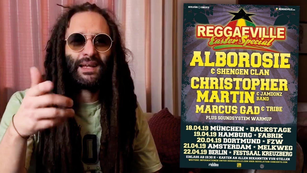 Alborosie @ Reggaeville Easter Special 2019 (Drop) [4/2/2019]