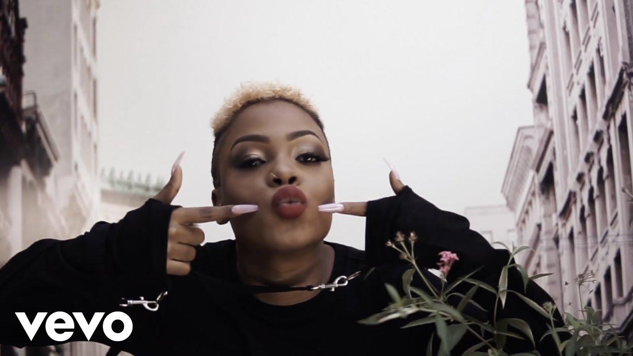 Marcy Chin - Lipstick (Lyric Video) [2/20/2021]