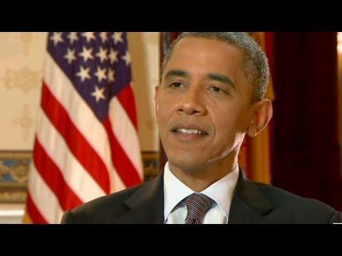 Barack Obama: Bob Marley Raised My Awareness (MTV Interview)