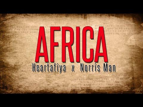 Heartafiya - Africa feat. Norris Man (Lyric Video) [10/28/2014]
