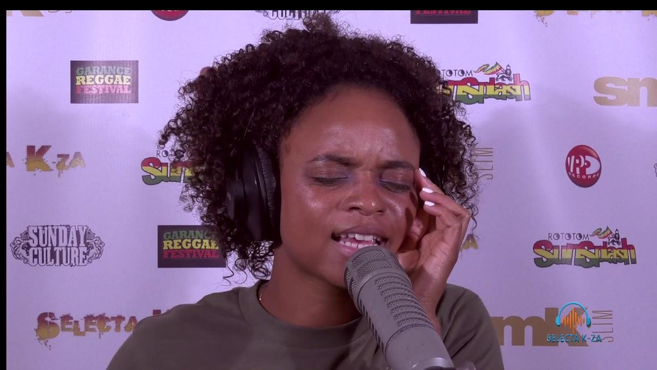 Lila Iké Freestyle @ Selecta K-za Radio Show [9/8/2019]