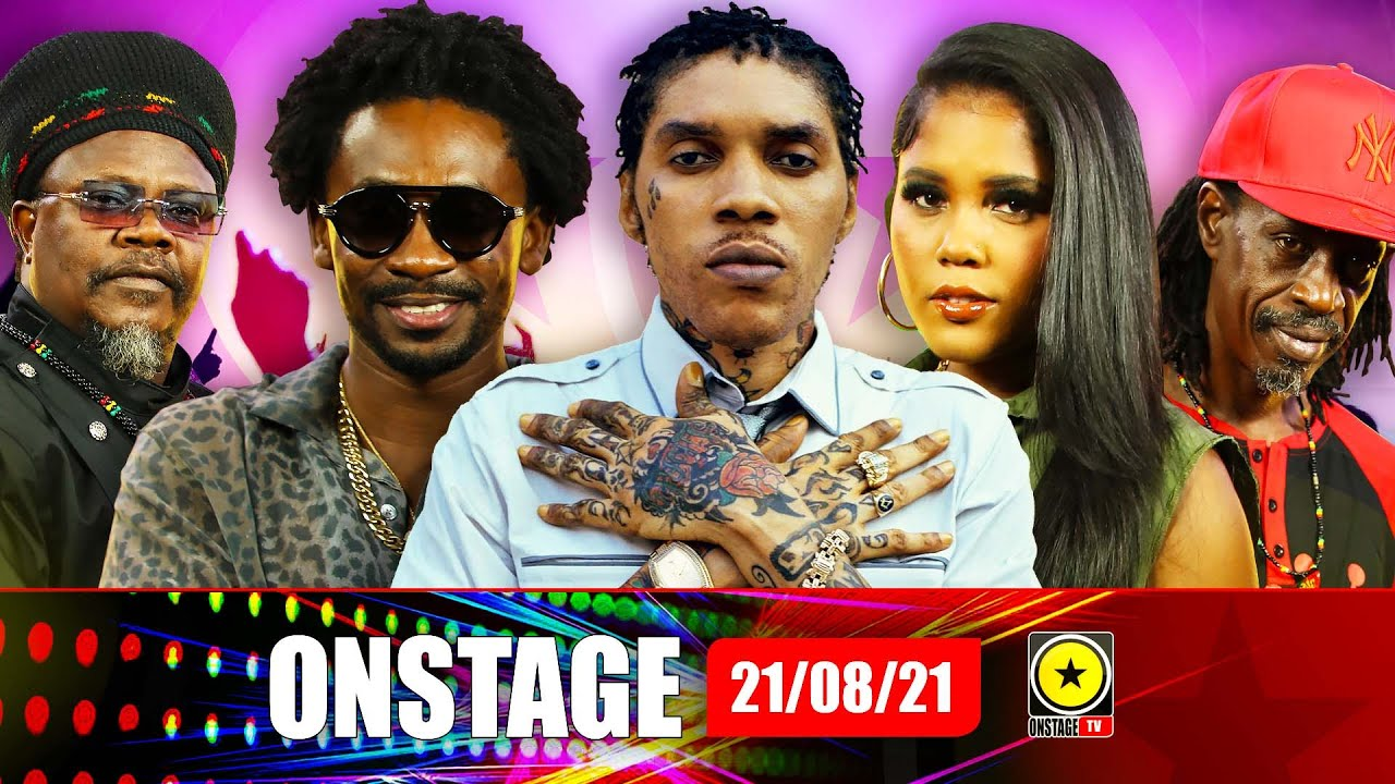 Kartel Vs System, Denyque & Chris Martin, Luciano & Dignitary @OnStage TV [8/21/2021]