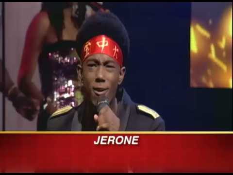 Jerone @ Digicel Rising Stars (Week #4) [7/30/2017]