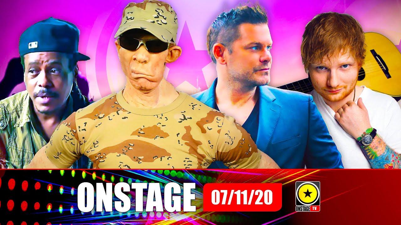 Yellow Man, Jethro Sheeran, Danny Brownie - OnStage TV [11/7/2020]