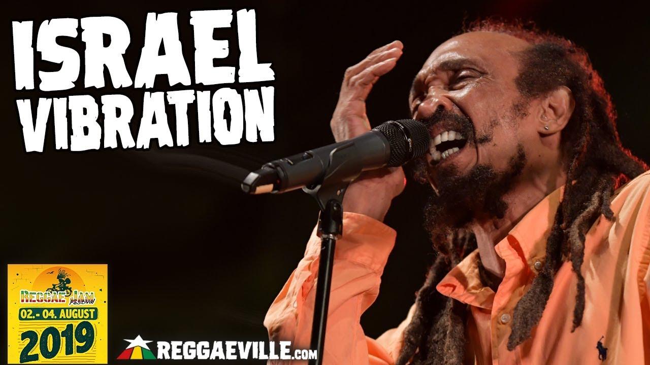 Israel Vibration @ Reggae Jam 2019 [8/2/2019]