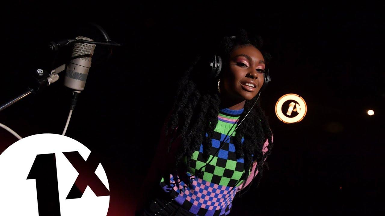 Tiana Major9 - Skankin' Sweet (Chronixx Cover) @ BBC Radio 1Xtra [1/30/2019]