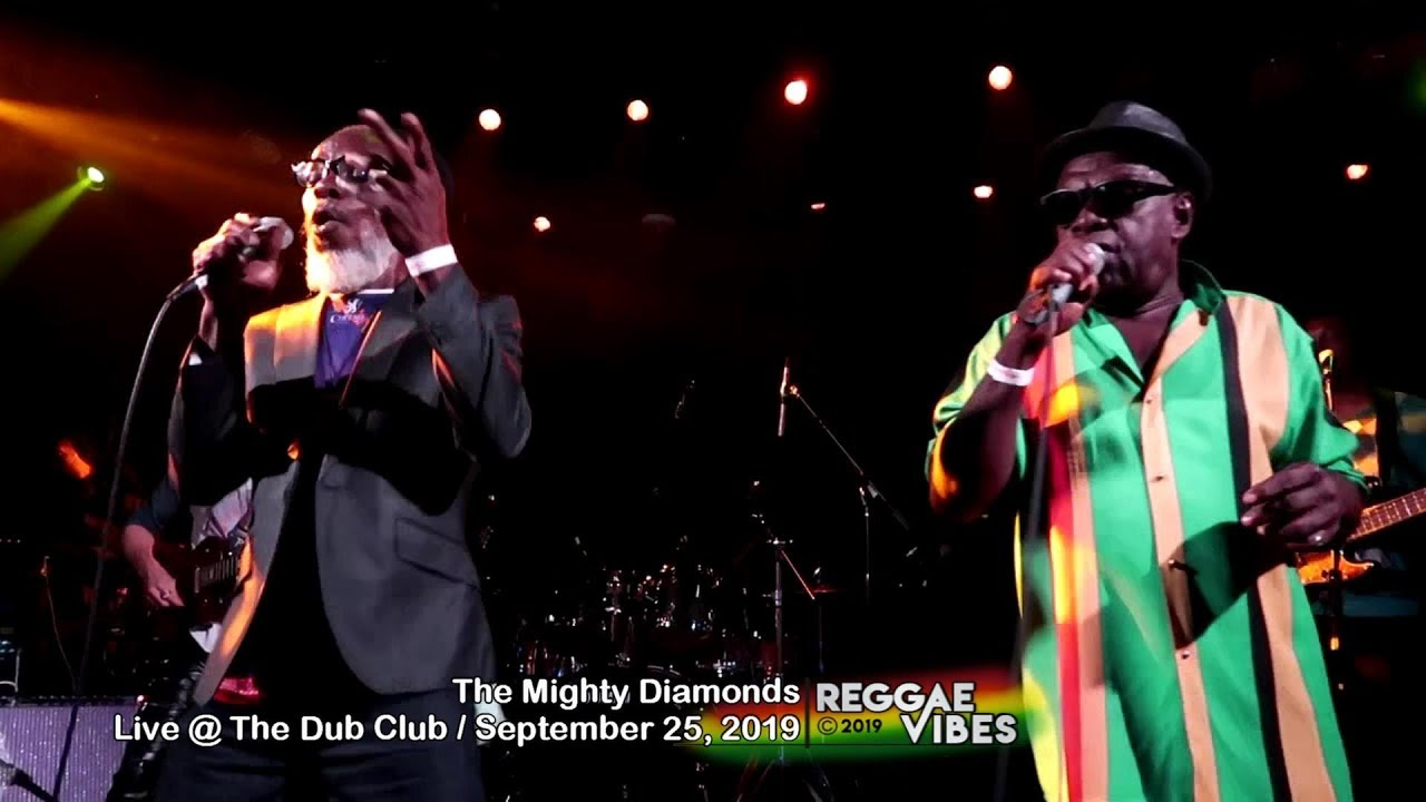 The Mighty Diamonds in Los Angeles, CA @ The Dub Club [9/25/2019]
