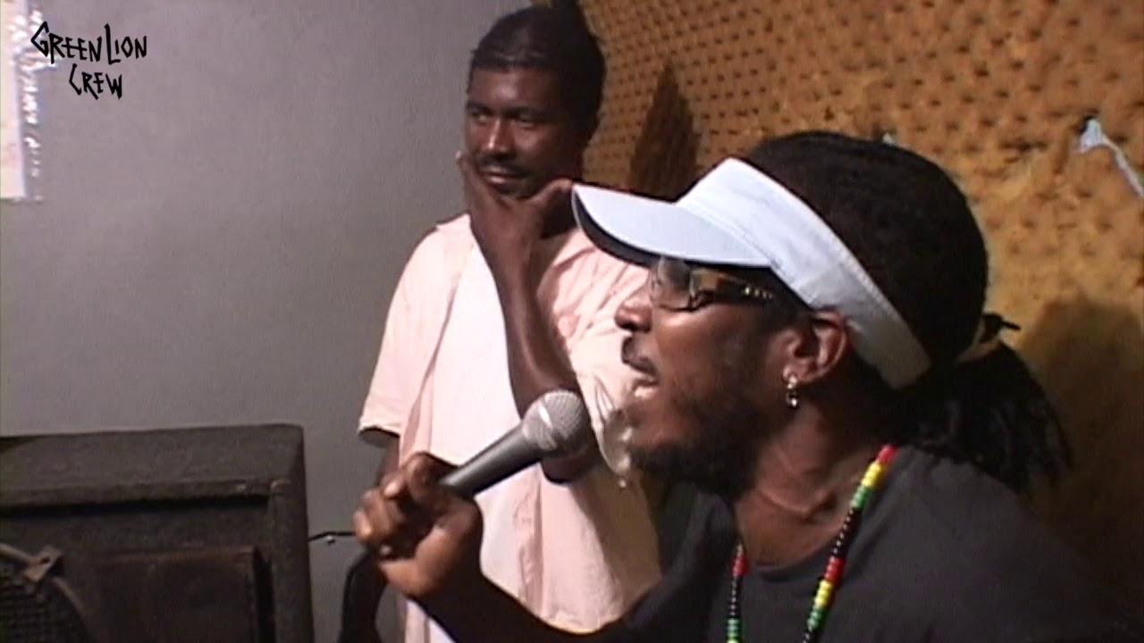 Echo Minott & Pad Anthony & Sketelina - Black Roots Dubplate [7/1/2006]