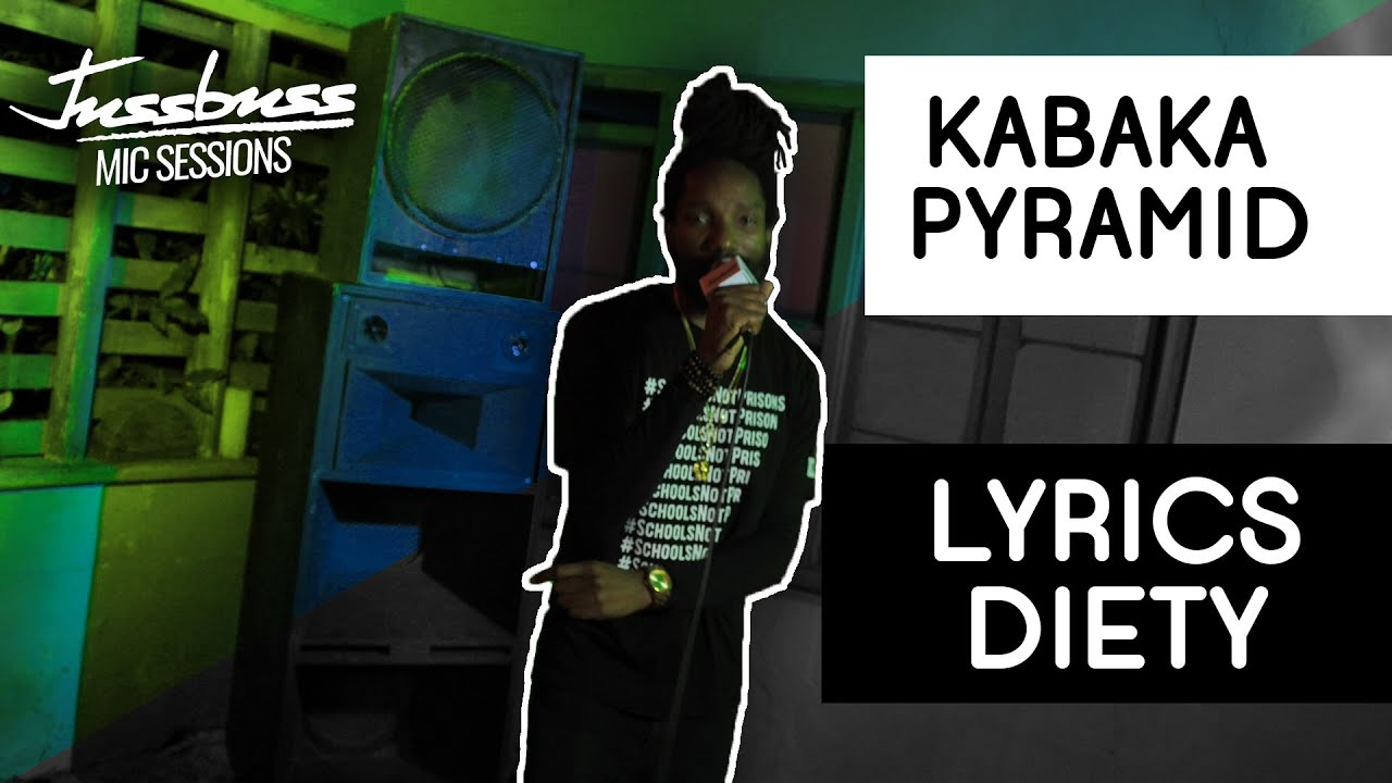 Kabaka Pyramid - Lyrics Deity @ Jussbuss Mic Sessions [6/11/2019]