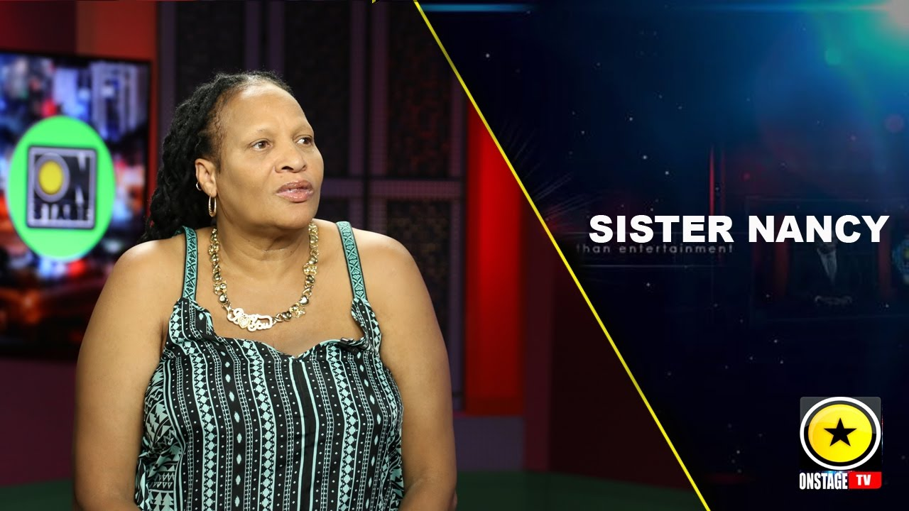 Interview with Sister Nancy @ Onstage TV [10/28/2016]