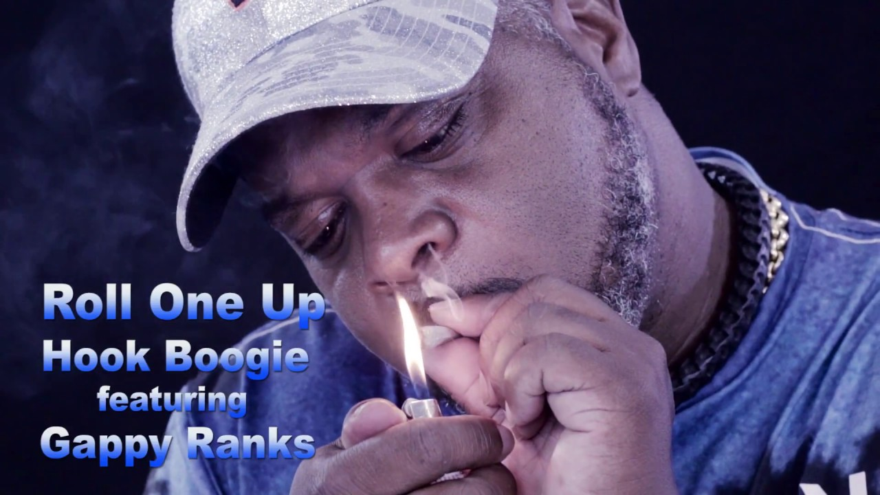Hook Boogie feat. Gappy Ranks - Roll One Up [2/13/2017]