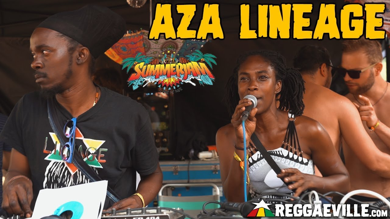 Aza Lineage @ Chill Out Area - SummerJam 2019 [7/6/2019]